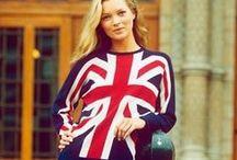 British Flag Print