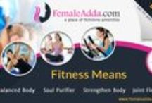 Female Personal Fitness Trainers and Training Center / FemaleAdda.com provides the booking and scheduling of pre booked meeting for wide variety of fitness centers. From independent personal trainers to complex gyms, Yoga, Holistic treatment, Wellness, Weight Loss Center can be searched. Females can also compare the rates and offer in different fitness centers and book as pocket allow.