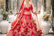 Indian Bridal Wear / Know all that happens in the Super Special World of an Indian Bride