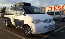 VW T5 Campervan / https://www.youtube.com/watch?v=Chhc3d7d9uQ