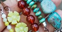 Jewelry Making / Tutorials for jewelry making, earrings, leather jewelry, diffuser necklaces and bracelets, easy jewelry, necklaces, bracelets, earrings . . .