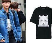 Kpop Fashion / Kpop Idols Fashion
