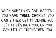 Life Quotes / by Collette Mengden