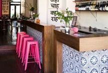 Store & Cafe Design - TANIKA BLAIR / Store and cafe designs.