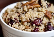 Quinoa, Rice & Lentils / Grains