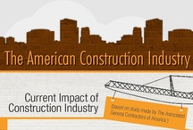 Construction Infographics / Inforgraphics we've come across pertaining to the Architectural/Engineering/Construction industry