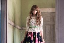 Dream wardrobe / by Merrilee Kessler