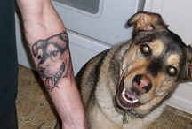 Pet Tattoos / Pin Yours!
