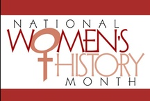 Celebrate National Women's History Month