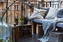 Gardering & balcony