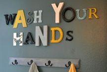 Bathroom / Linen Closet Organization / Organization for Bathroom / by Phyllis Booth
