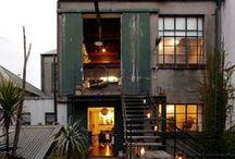 Home Exteriors - TANIKA BLAIR / House exteriors.