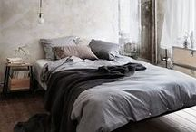 Bedrooms - TANIKA BLAIR / Cosy and cool bedrooms.