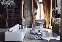 Living Room - TANIKA BLAIR / home living spaces.