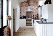 Kitchens - TANIKA BLAIR / Home kitchen spaces.