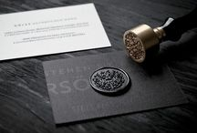 Business cards..