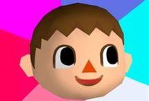 Animal Crossing / by Kara Loehrer