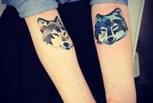 Tattoos / Tatuagens dos sonhos