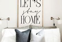 Home decor ideas ♥