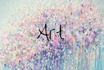 A R T / Inspiration through art