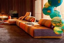 Autumn 2014 Interior Trends / Let yourself be inspired by the rich and warming colours this autumn provides, and create the perfect atmosphere in your homes