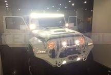 Steel Magnolia / 2014 Jeep Rubicon