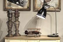 Vintage Style & Home Decor / Spice up your your style with some vintage pieces of furniture. Bring some antique moments in your home.