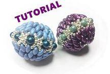 Jewelry - DIY Beaded Beads / Jewelry, Instruction, DIY