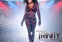 Wwe diva (naomi) / She is one of the most athletic diva in wwe / by Kamila Rivera