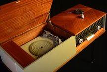 Tocadiscos con radio · Radiola ·