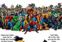Super héros  et Vilains