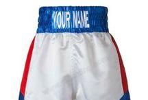 Boxing Shorts Exporters Pakistan / Manufacturers, Exporters and suppliers of quality boxing shorts, boxing short, boxing trunks, custom boxing trunks, custom boxing shorts, boxer shorts Sialkot Pakistan.