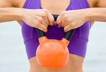 Kettlebell Power / Exercises to do with a kettlebell