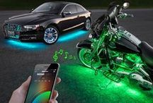 App-Controlled LED / http://www.xkglow.com/XKchrome_app_control_led_car_motorcycle_boat_lights_s/92.htm