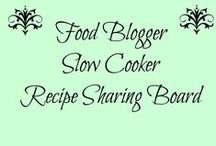 Food Blogger Slow Cooker Recipe Sharing Board / This is a group board for food bloggers to share slow cooker recipes. To join: * Follow me or one of my boards on Pinterest.  * Email theimprovingcook@yahoo.co.uk to request to join and provide the email address that is linked to your Pinterest account and your blog url.  * Pin your Slow Cooker/Crock Pot recipe- it must be your own.  * Pin one other recipe from this board for every one that you pin of your own. * No repeats within 6 months (repeats during this timescale will be deleted).