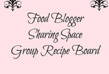 Food Bloggers' Sharing Space / Welcome to the Food Bloggers Sharing Space. Feel free to pin your own recipe blog posts, no more than 3 a day. Please don't pin anyone else's content. but do re-pin at least 1 other pin on the board for each of your own. No duplicate pins within 6 months of each other please. To join, follow me and email theimprovingcook@yahoo.co.uk. Happy pinning!