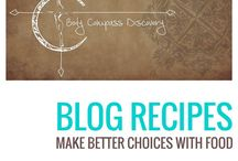 Body Compass Discovery Recipes / Various recipes from my blog!