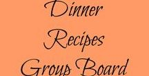 Quick Dinner Recipes Group Board / This is a collection of food blogger dinner recipes- all quick to prepare and cook for busy people!  Pinners- please observe the following rules: **The recipes you pin should be quick to prepare and cook (around 30 minutes)** The recipe MUST be your own** No duplicate pins  allowed within 6 months** Try to share the love and repin some of the other pinners pins**  To join  the board, email theimprovingcook@yahoo.co.uk making sure you name the board you want to join.