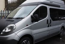 Ajax the adventure van! / Our little campervan conversion