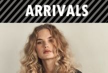 NEW ARRIVALS {WOMEN'S} / Shop new arrivals at http://www.lawrencecovell.com/shop-womens/new-deliveries/pre-fall-2017