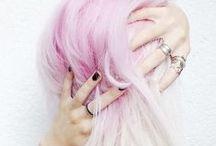 ┼ hair ┼