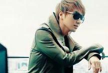 Asian / an artist, a singer, or a musician of Asian, especially Korean