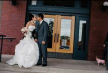I Do! / Wedded bliss begins at our door.  / by The Iron Horse Hotel