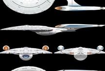 Starships / by Robert Sr