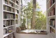 Reading places / Ler é meu ofício