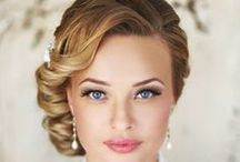 Stunning Bridal Hairstyles / No girl wants to have a bad hair day on the day of her wedding.So here's a great collection of Bridal hair styles to practice before your big day.. / by Mine Forever