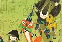 illustration and children's book