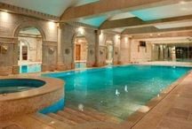 Pool Envy / Some indoor, some out but mostly just some great pool ideas.