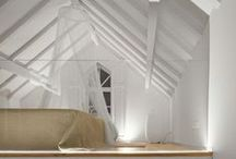 Inspirational Interiors / Design & architecture to be inspired by