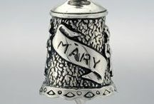 Personalized Silver Gifts / A collection of personalized silver gifts